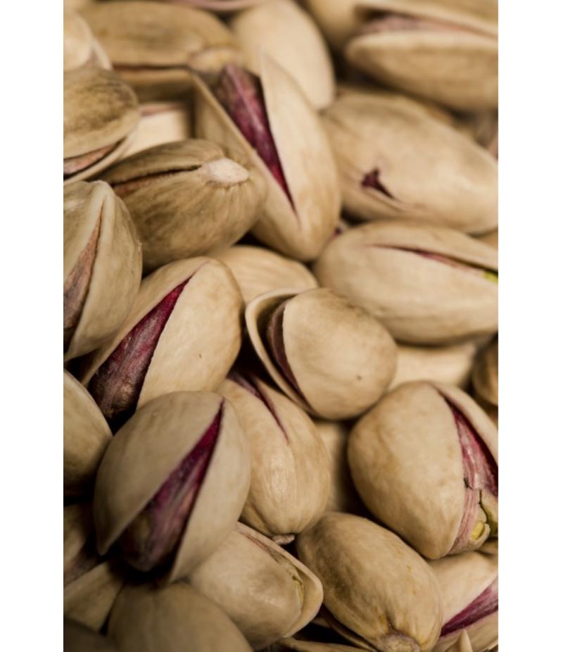Salted Pistachio Nuts Zip 250g