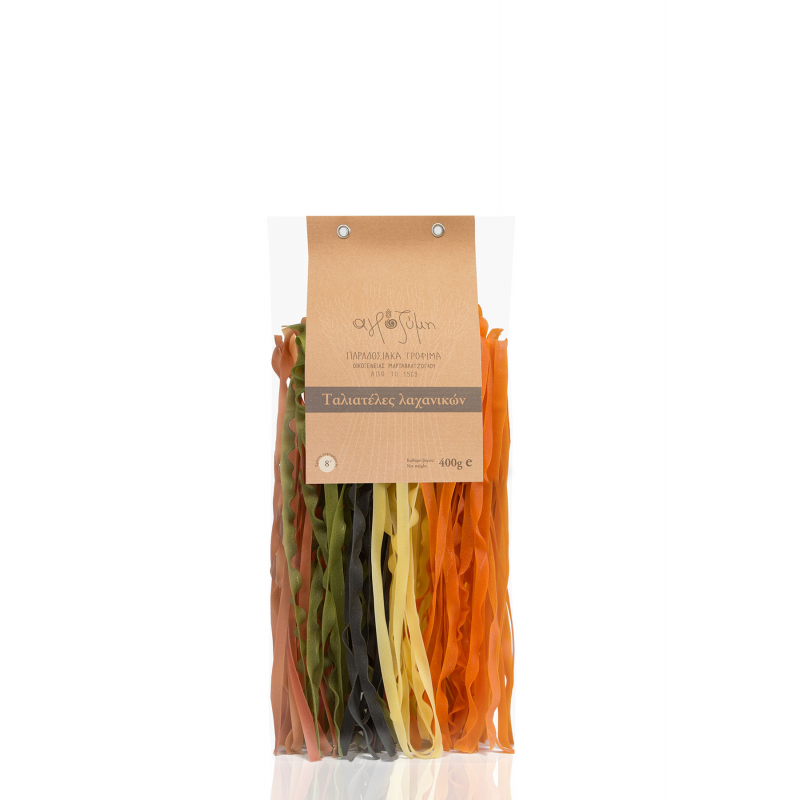 Vegetable pasta tagliatelle 400g