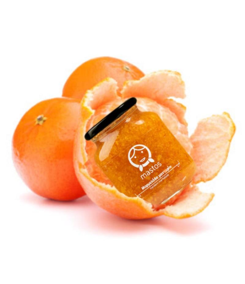 Handmade Mandarine jam 450g