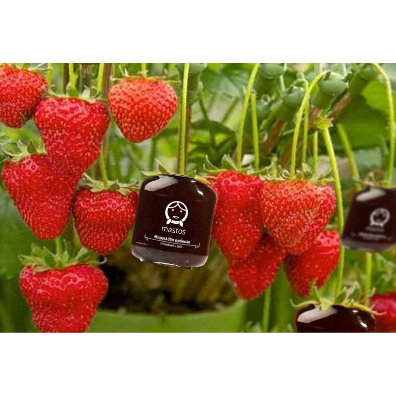 Handmade Strawberry jam 330g