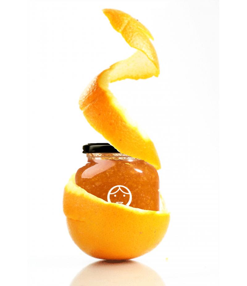 Apelsinimoos 450g