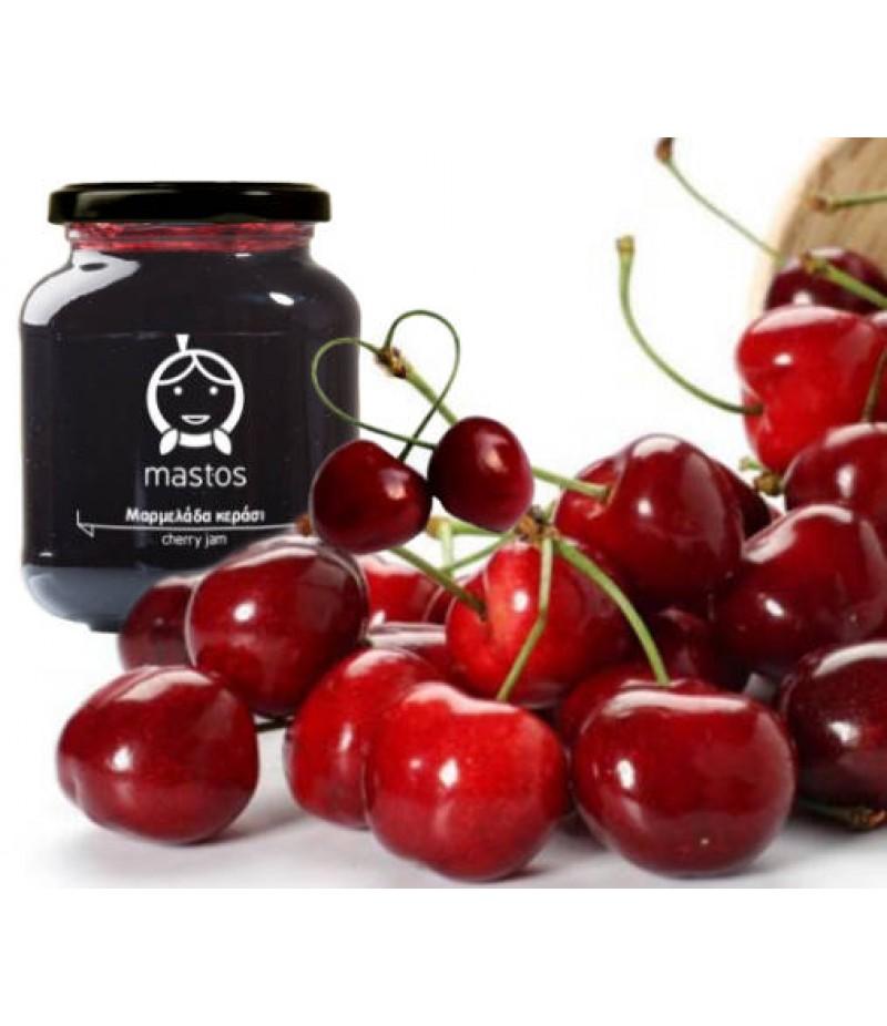 Handmade Cherry jam 450g
