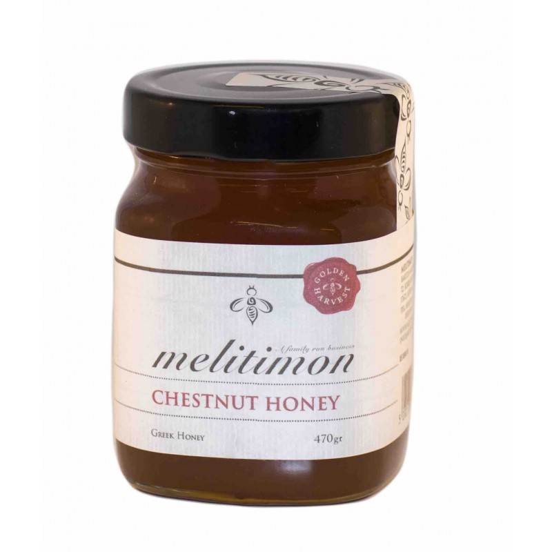 Chestnut Honey 470 gr