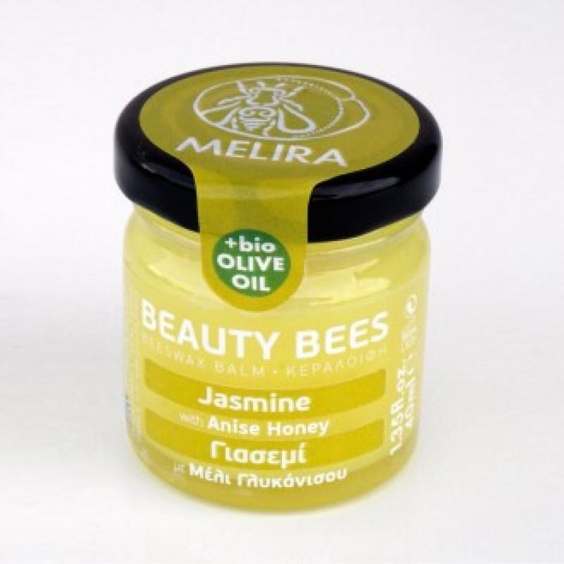 Beeswax Balm Jasmine 40ml