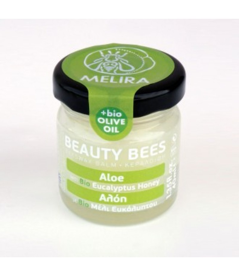 Beeswax Balm Aloe 40ml