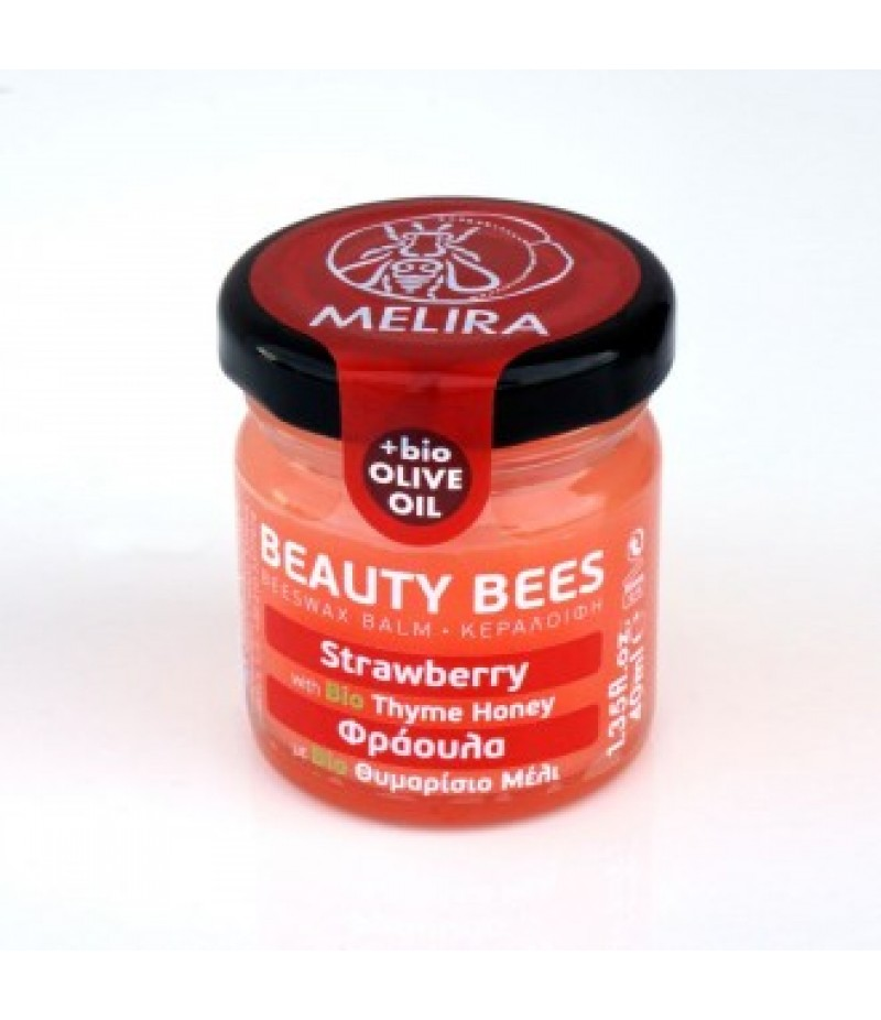 Beeswax Balm Strawberry 40ml