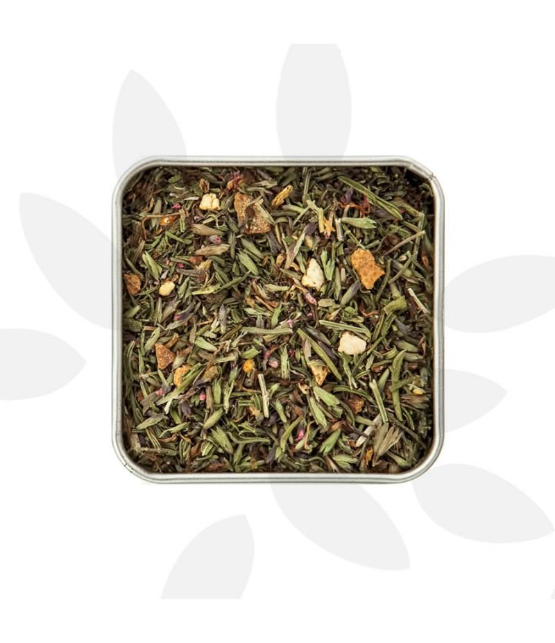 ''AMBROSIA'' Organic Herbal Tea