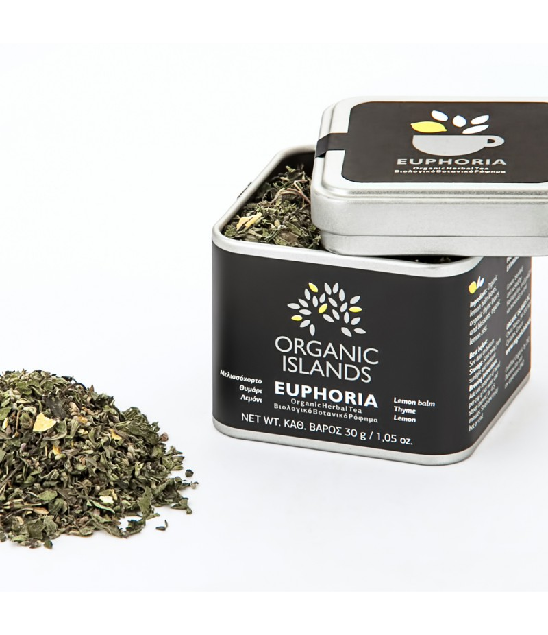''EUPHORIA'' Organic Herbal Tea