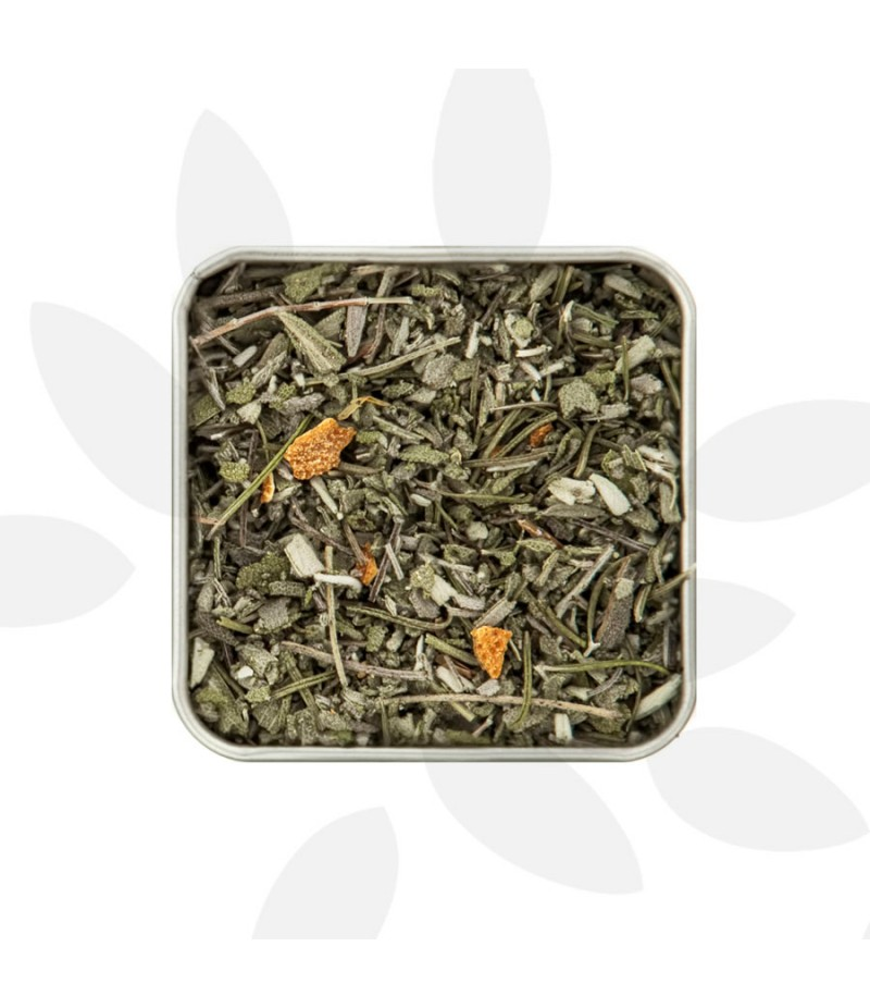 ''FANTASIA'' Organic Herbal Tea
