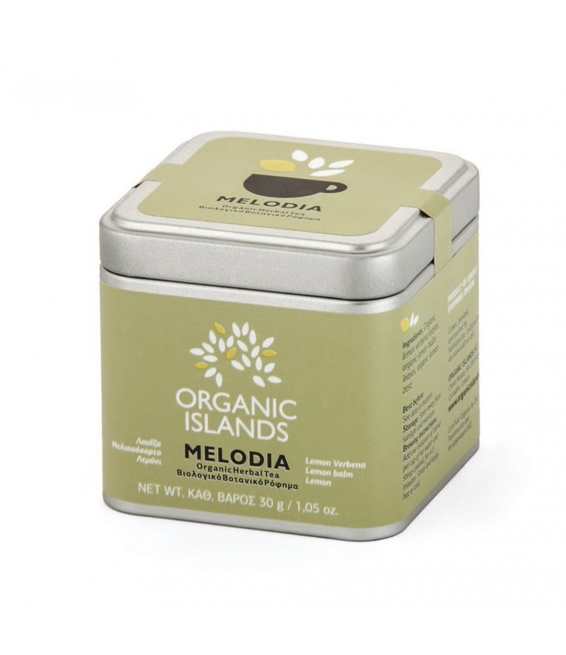 ''MELODIA'' Organic Herbal Tea
