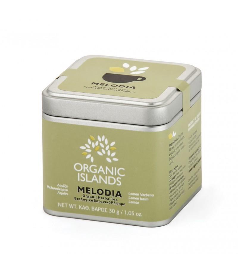 ''MELODIA'' Organic Herbal Tea