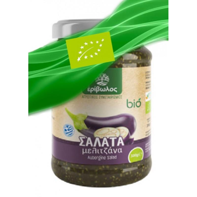 Organic - Aubergine Salad 330g