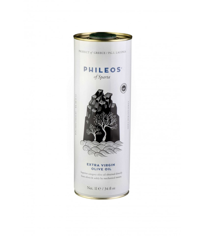 EVOO ''PHILEOS OF SPARTA'' 1L