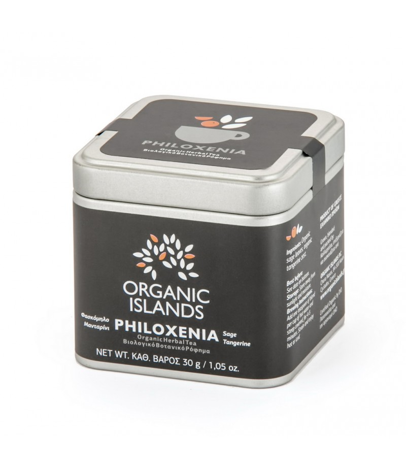 ''PHILOXENIA'' Organic Herbal Tea