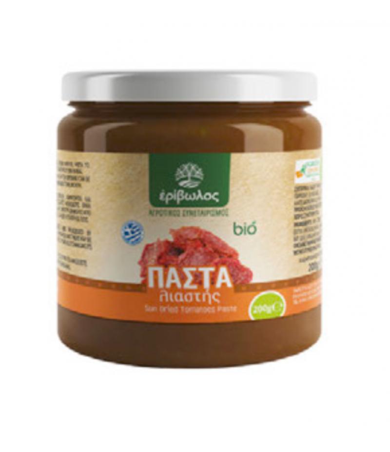 Organic Sun Dried Tomato Paste 180g