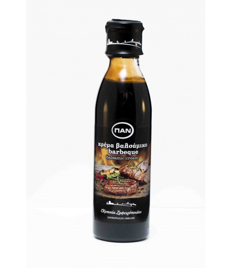 BBQ balsamic cream 250ml