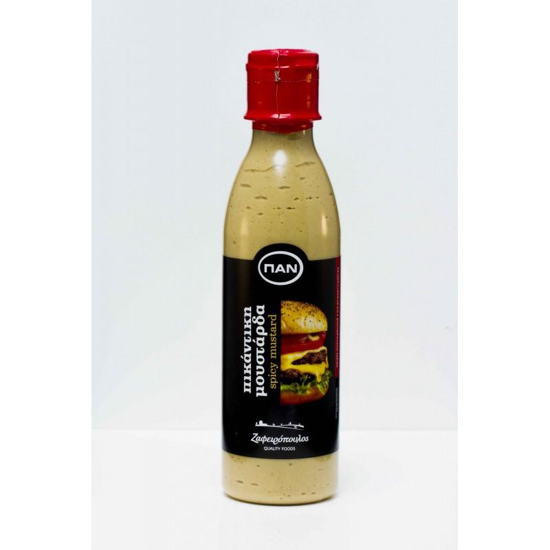 Spicy Mustard 275ml