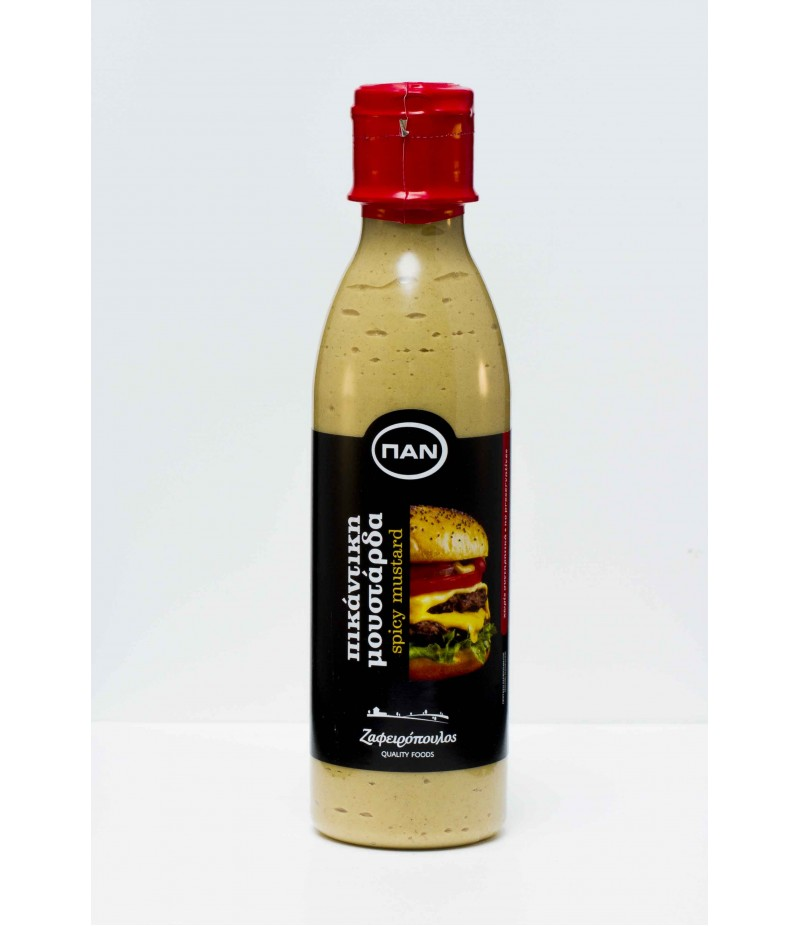 Spicy Mustard 275ml