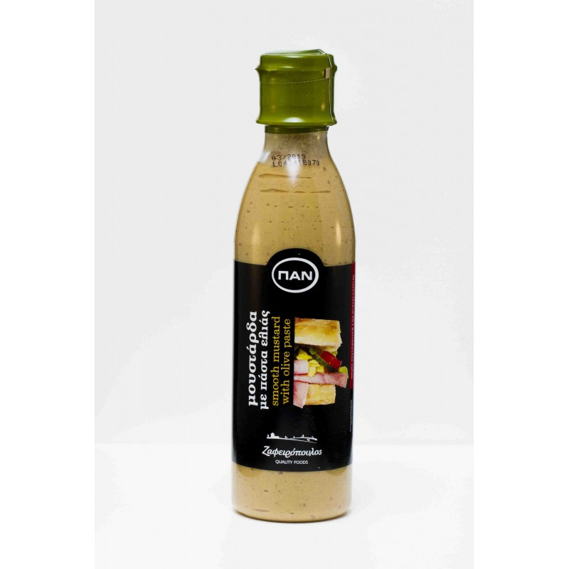 Mustard with Olive paste 275ml