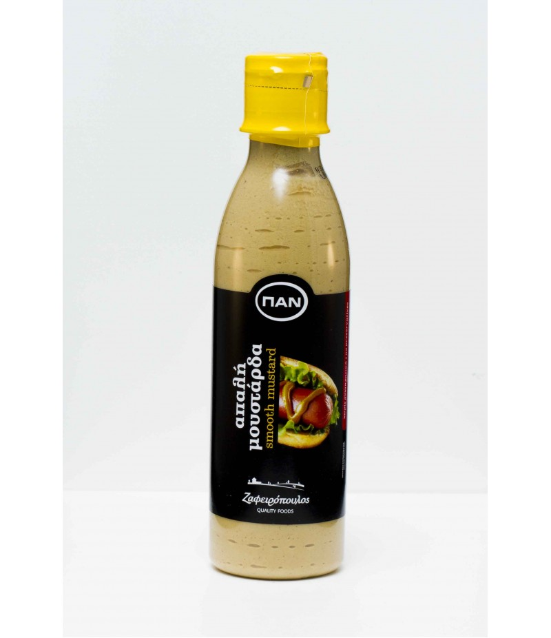Smooth Mustard 275ml