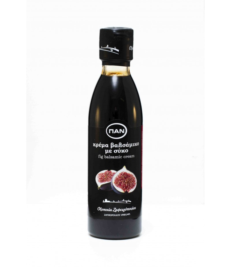 Fig Balsamic Cream 250ml