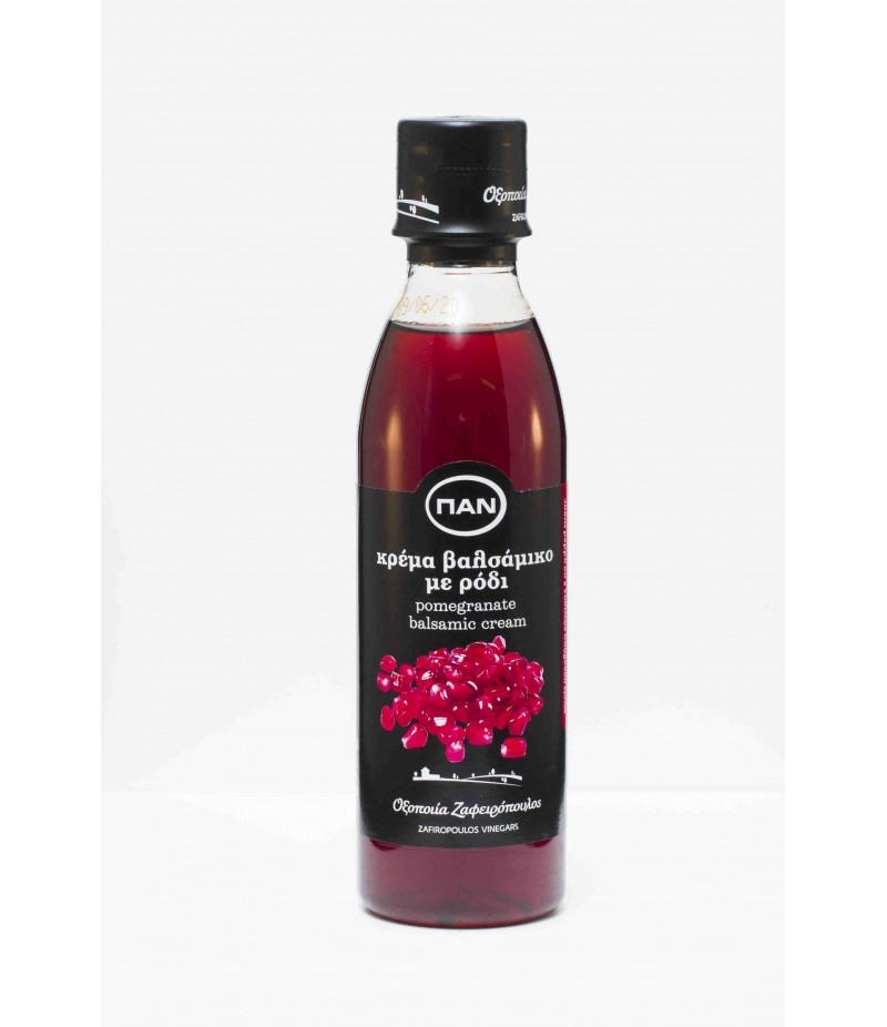 Pomegranate Balsamic Cream 250ml