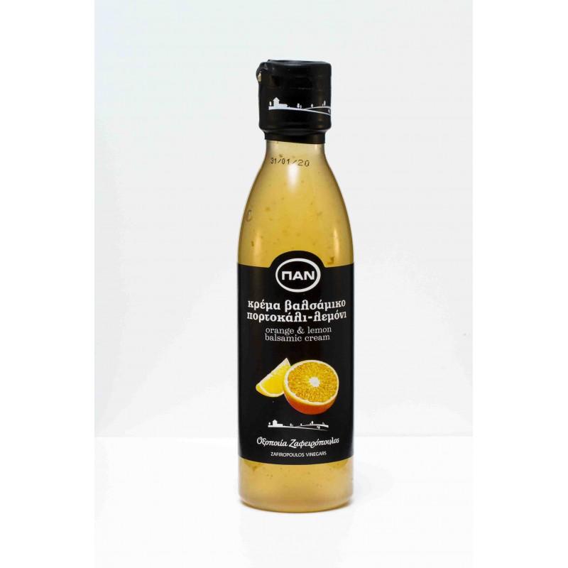 Valge palsamikreem apelsini ja sidruniga 250ml