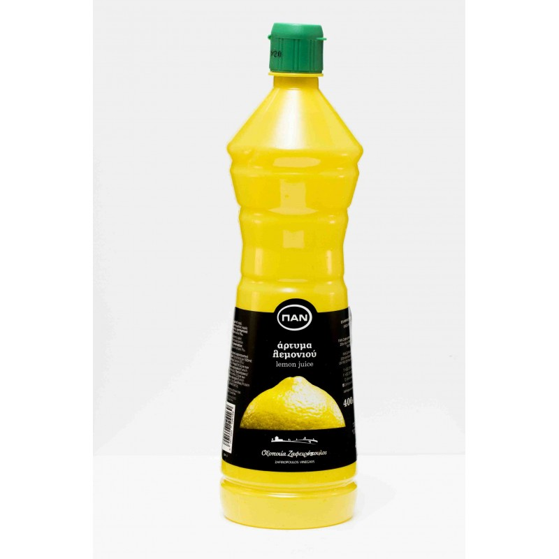 Lemon Juice  400ml