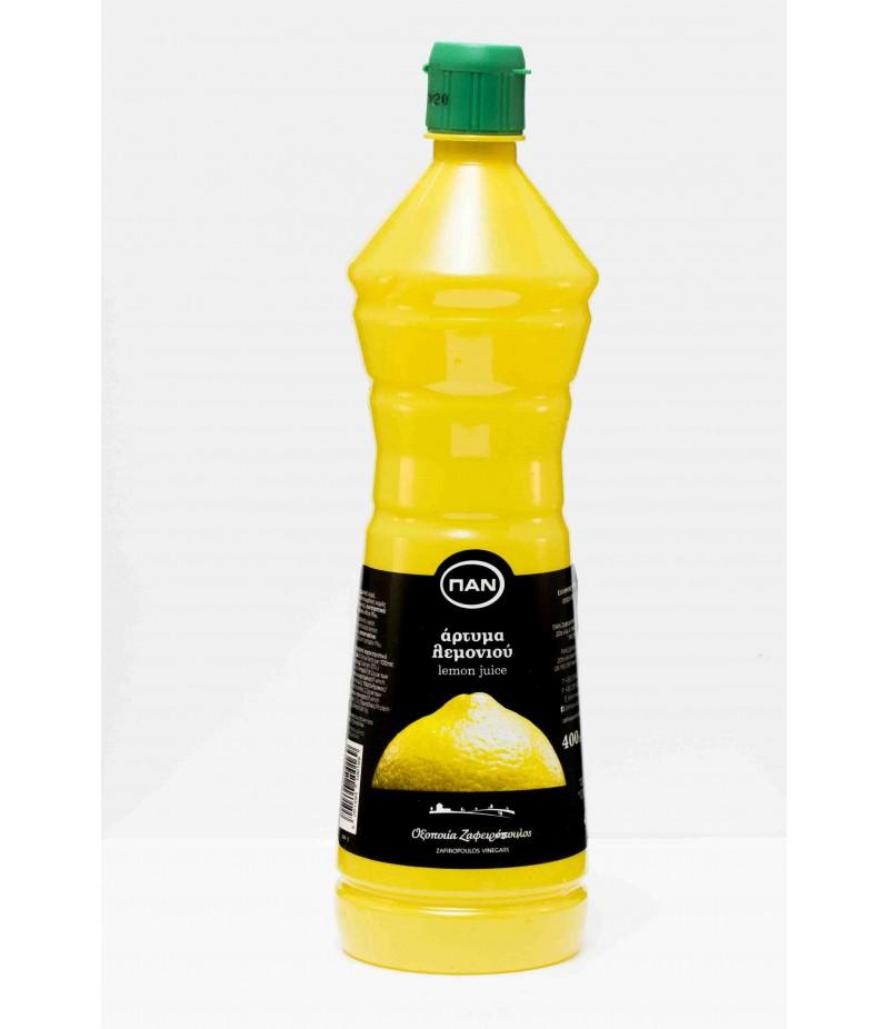 Lemon Juice  400ml