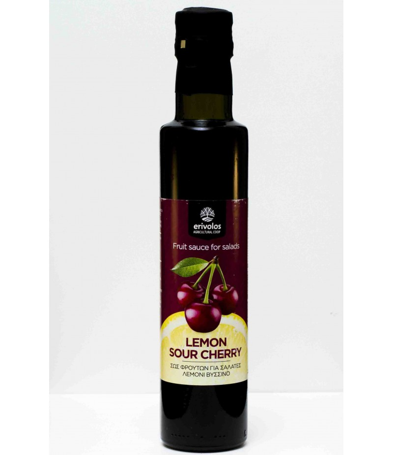Lemon Sour Cherry 250ml