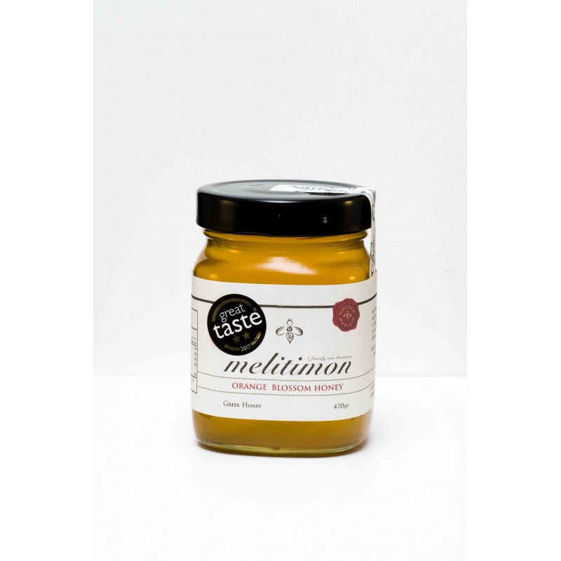 Orange Blossom Honey 470gr