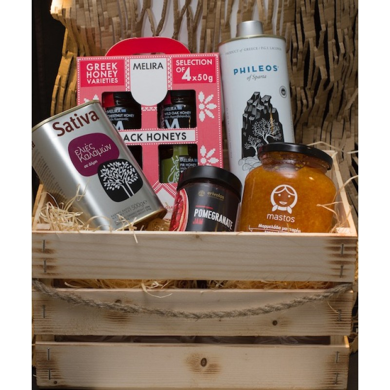 Gift Basket Big Nr 3