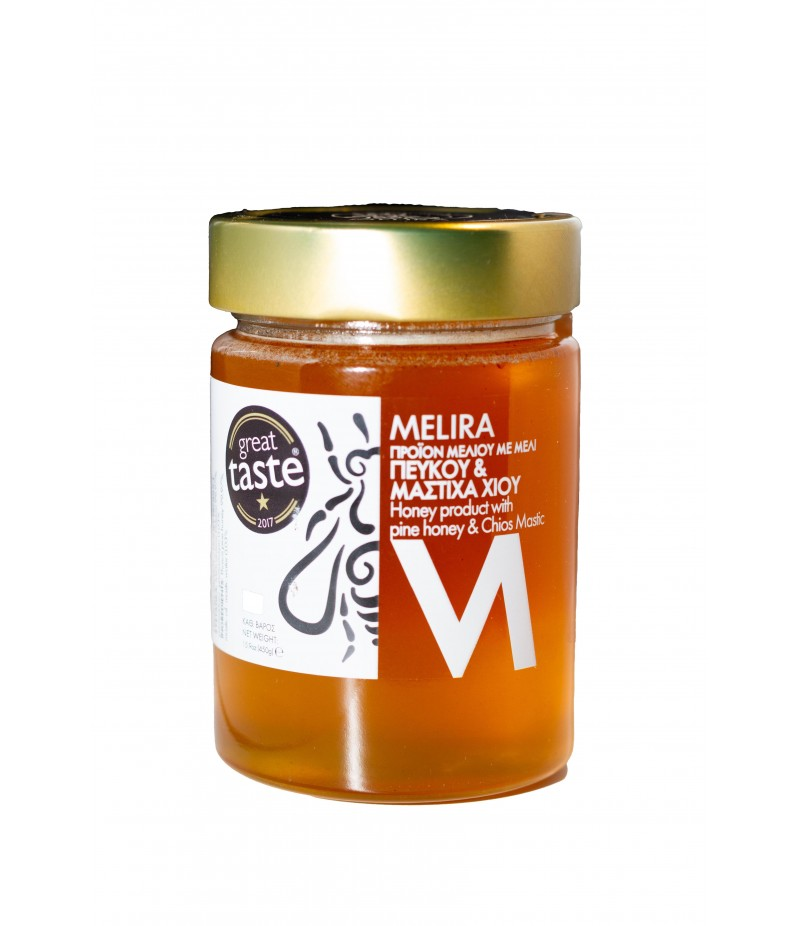 Honey with Mastic 450gr