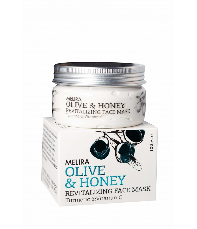 Olive & Honey Face Mask 100 ml